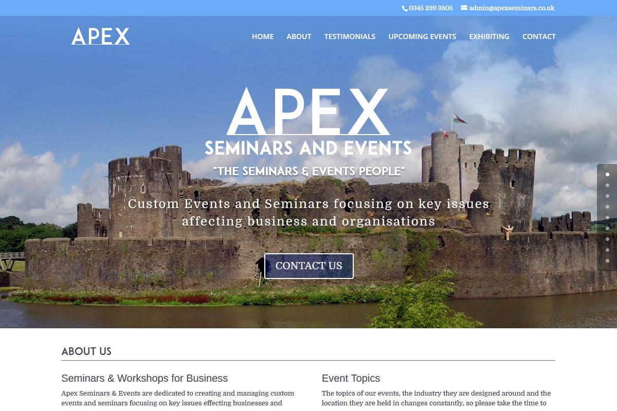 Apex Seminars & Events